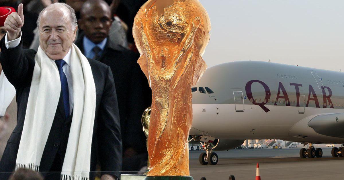 شرکت هواپیمایی قطر حامی مالی فیفا میشود