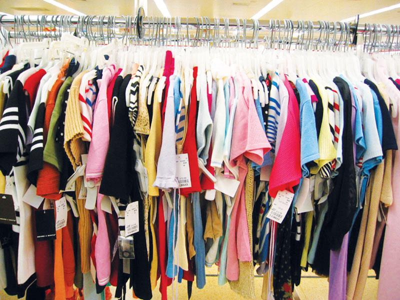 اختصاص رتبه نخست قاچاق کشور به صنعت پوشاک
