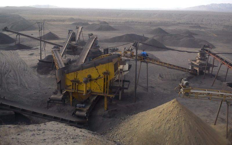 رشد ۶۴ درصدی تولید کنسانتره سنگ آهن معادن بزرگ در فروردین امسال