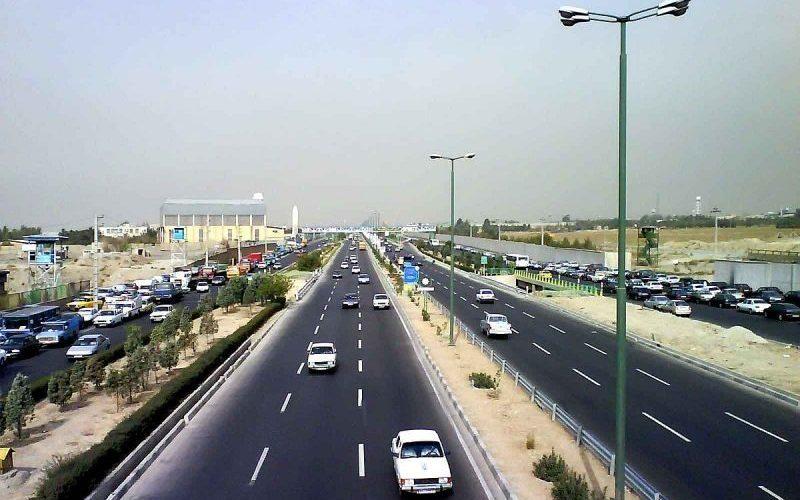 آماده شدن ۳۸ کیلومتر از آزادراه جنوبی تهران