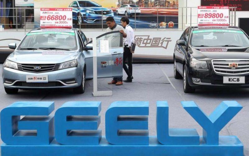 خودروهای جدید چینی وارد بازار ایران میشوند