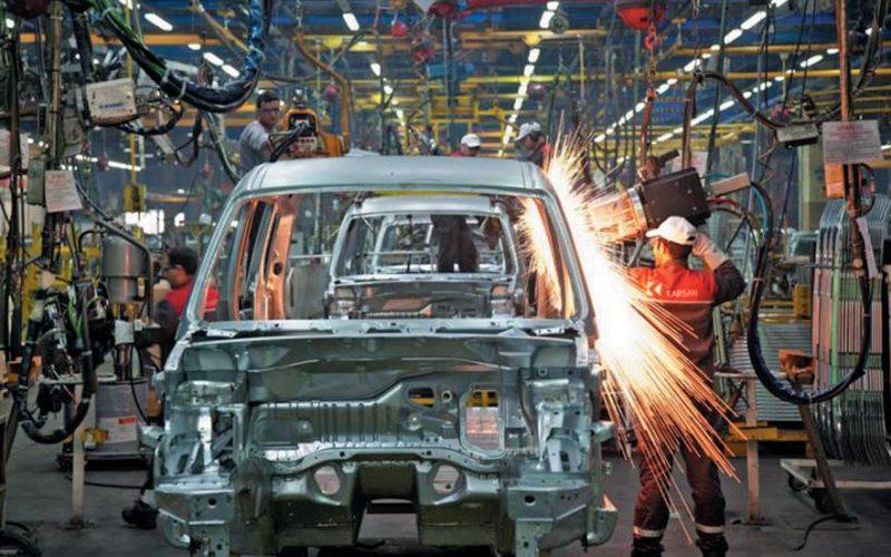 تولید خودروی سبک باید به ۱.۴ میلیون دستگاه برسد