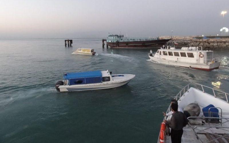 ایران تاکسی دریایی میسازد