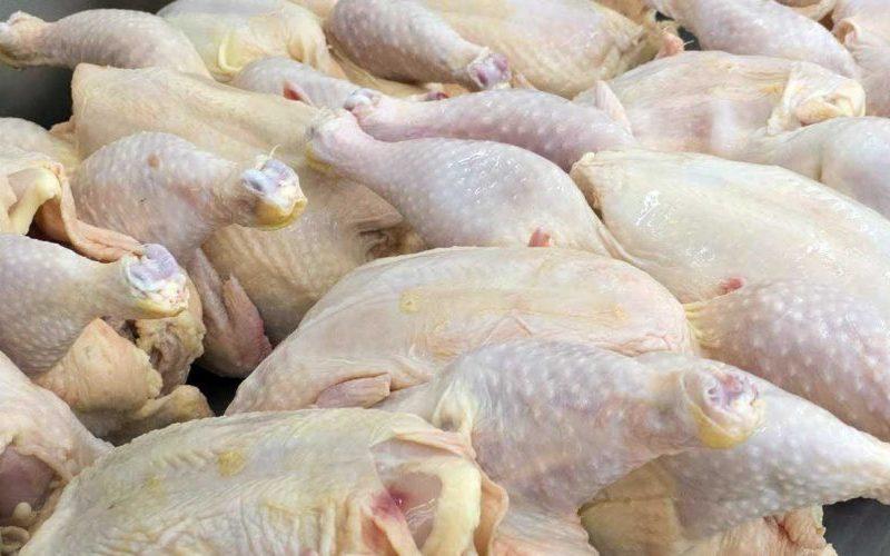 کاهش قیمت مرغ به ۶۸۰۰ تومان
