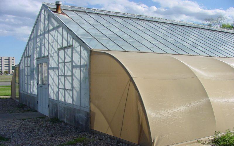 زودرس شدن محصولات کشاورزی با فیلمهای پوشش گلخانهای