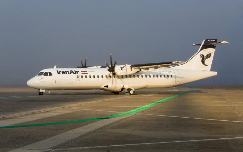 نخستین پرواز ایرانایر بعد از ۲۲ سال از تهران به نوشهر