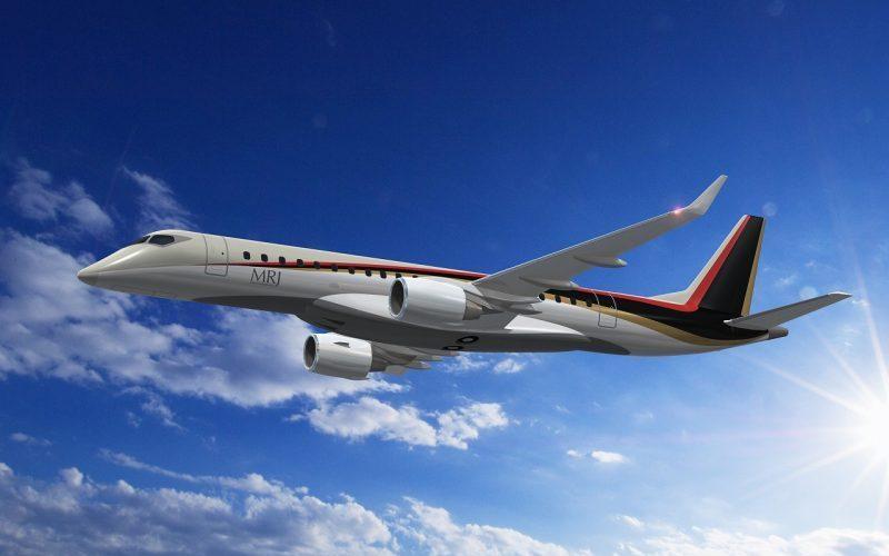 خرید هواپیمای میتسوبیشی فعلا منتفی است