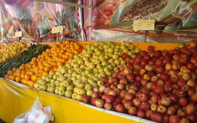افتتاح ۳ بازار جدید میوه در مناطق ۵ و ۲۲ تهران