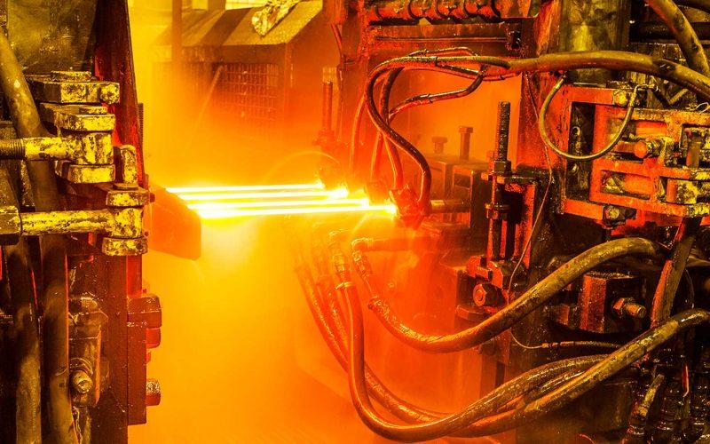 ثبت سومین رکورد تولید در مگامدولهای شهید خرازی فولاد مبارکه / مبارکه تولید۸۳۹۰ تن آهن اسفنجی