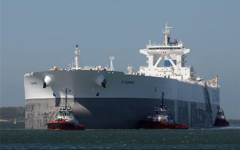 محموله نفتکش ایرانی در چین تخلیه شد