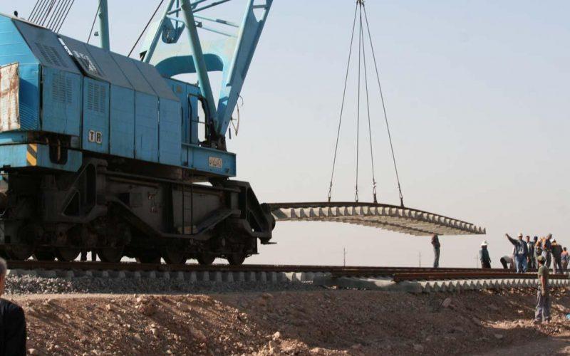 ایران ۳۲ کیلومتر ریل شلمچه-بصره را میسازد