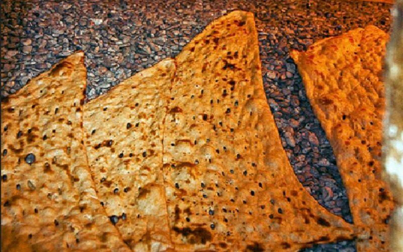 قیمت نان سنگک در ماه رمضان