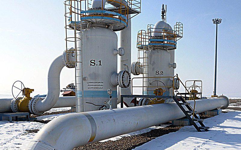 آغاز صادرات گاز ایران به عراق