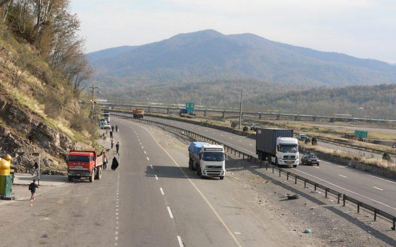 تردد در راههای برونشهری بیش از 13 درصد کاهش یافت