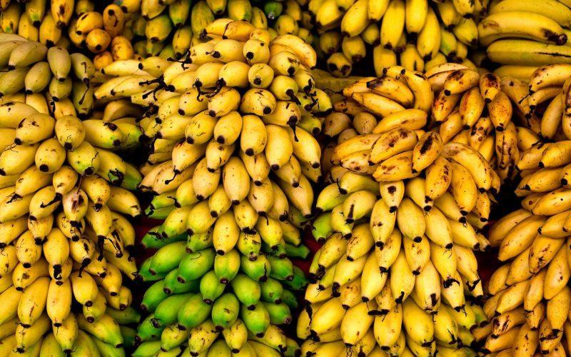 کاهش واردات موز به کشور در سال جاری