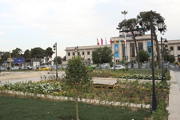 فاز عملیاتی پیرایش شهری پیرامون میدان راهآهن تهران آغاز شد