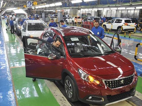 پایان دوران یکه تازی خودروهای چینی در ایران