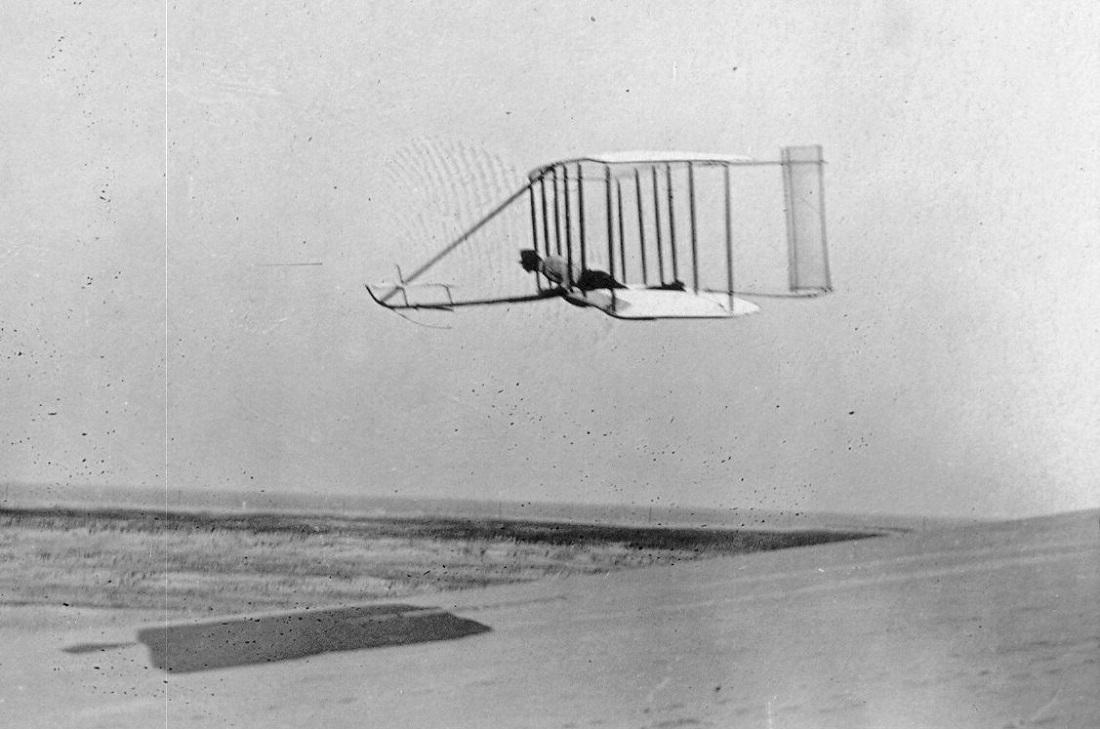 برادران رایت با چرا آغاز کنیم پرواز هواپیما