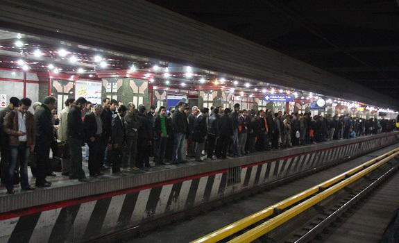 بزودی مسیر دسترسی خطوط 2 و 7 متروی شهری در ایستگاه «نواب»راه اندازی می شود