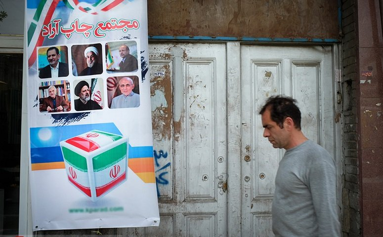 پاکسازی منطقه 6 از تبلیغات انتخاباتی