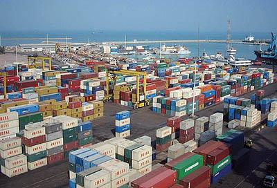 مازاد تراز تجاری فروردین ۳۷۵ میلیون دلار ثبت شد