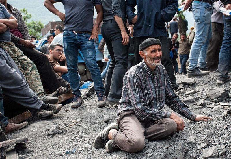 روایت معدنچیان و خانوادههایشان ازحادثه معدن «یورت»