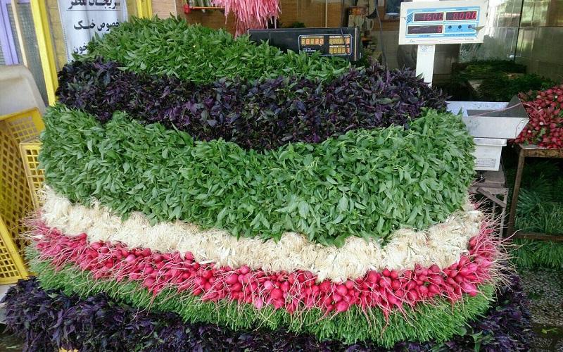 افزایش چندصد درصدی قیمت سبزی در آستانه ماه رمضان