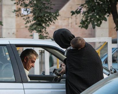 ساماندهی متکدیان در مرکز شهر تهران آغاز شد