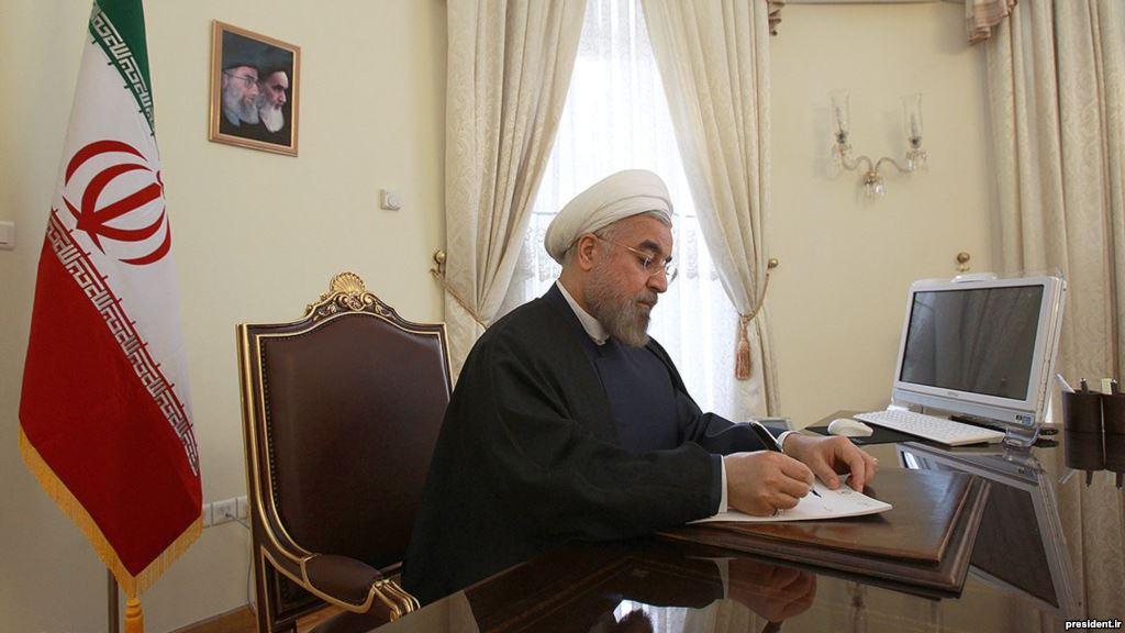 بیانیه اقتصادی و مهمترین محورهای رشد و توسعه کشور از سوی روحانی منتشر شد