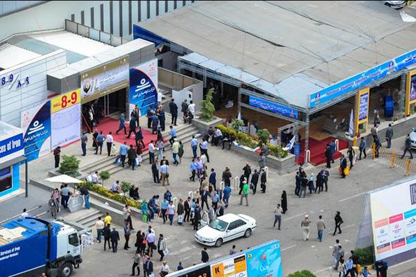 مشارکت فعال ایدرو و شرکتهای تابعه در بزرگترین نمایشگاه نفت و گاز ایران