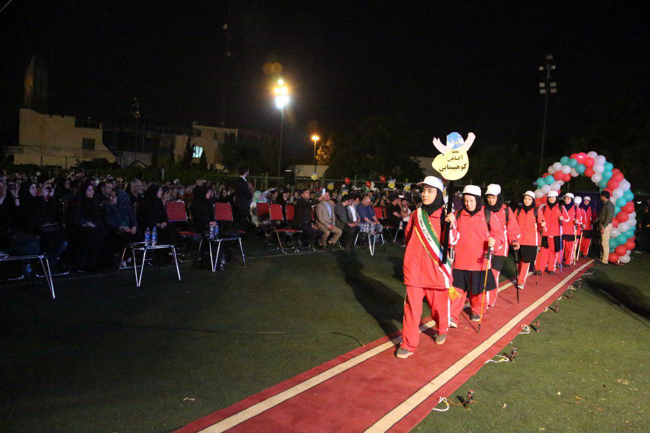 آغاز چهارمین دوره فعالیتهای ورزشی محلههای مرکزی شهر تهران