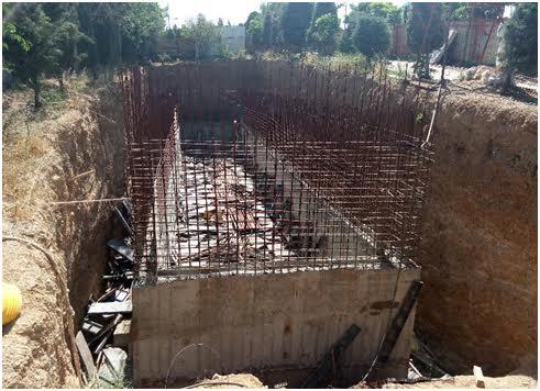 احداث ۷ مخزن ذخیره آب در شمال شرق تهران