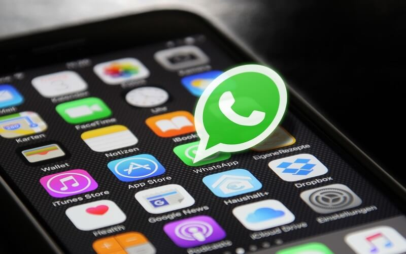 اشتراکگذاری فایلها با فرمتهای مختلف در واتساپ