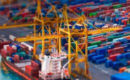 تجارت بین الملل بندر صادرات واردات