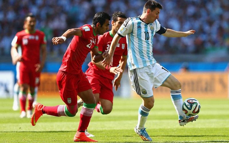 جام جهانی ایران آرژانتین