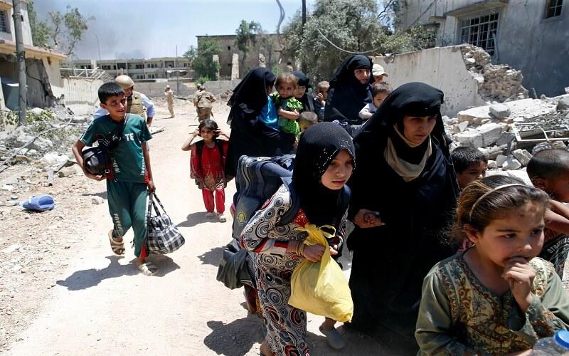 کودکان عراقی در خطرند