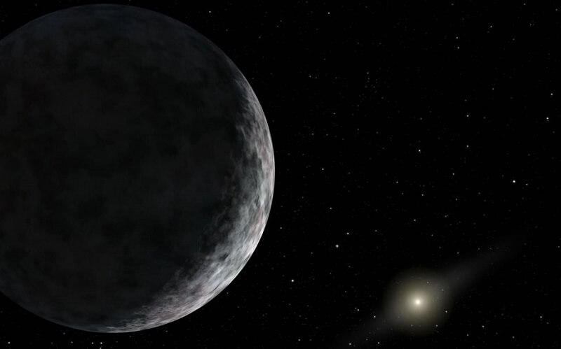 دهمین سیاره در منظومه شمسی