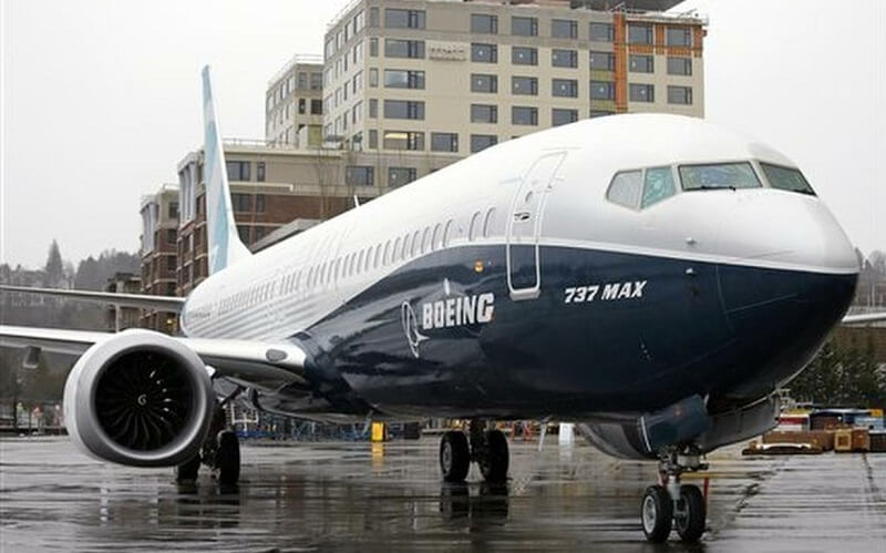 رونمایی از جدیدترین هواپیمای بوئینگ
