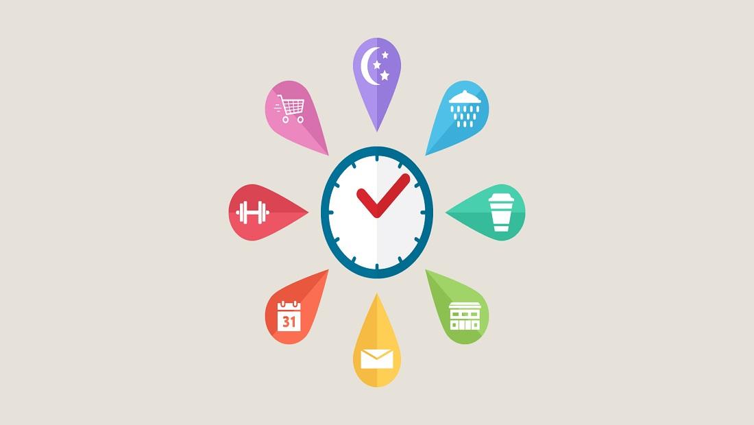 مدیریت زمان در سه گام