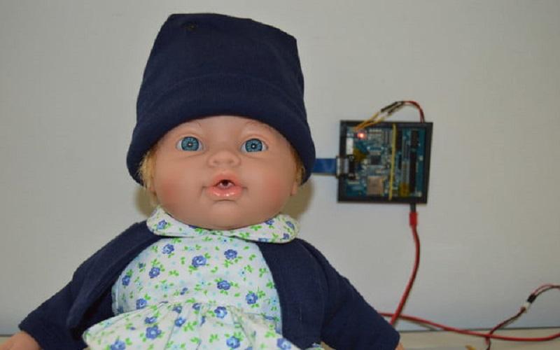 عروسکی که میتواند احساسات را تشخیص دهد