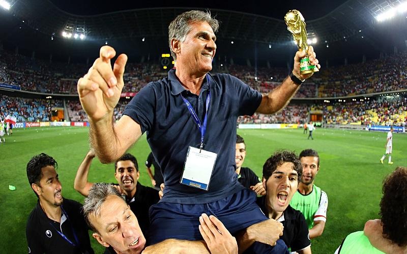 کارلوس کیروش جام جهانی