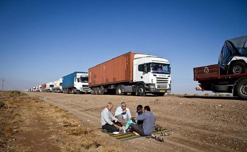 تسهیل در تردد کامیونها در مرز دوغارون – اسلامقلعه