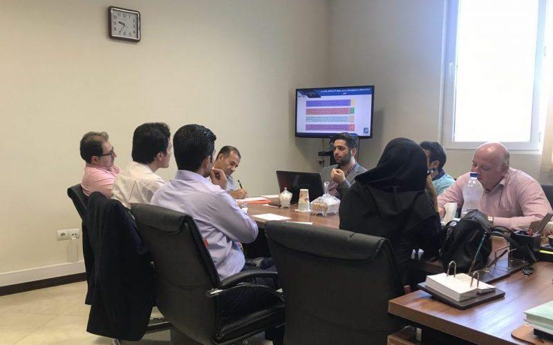 کارگاه آموزشی مدیریت فرآیند کسبوکار برگزار شد