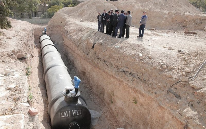 ۸۵ درصد آب تهران به فاضلاب تبدیل میشود