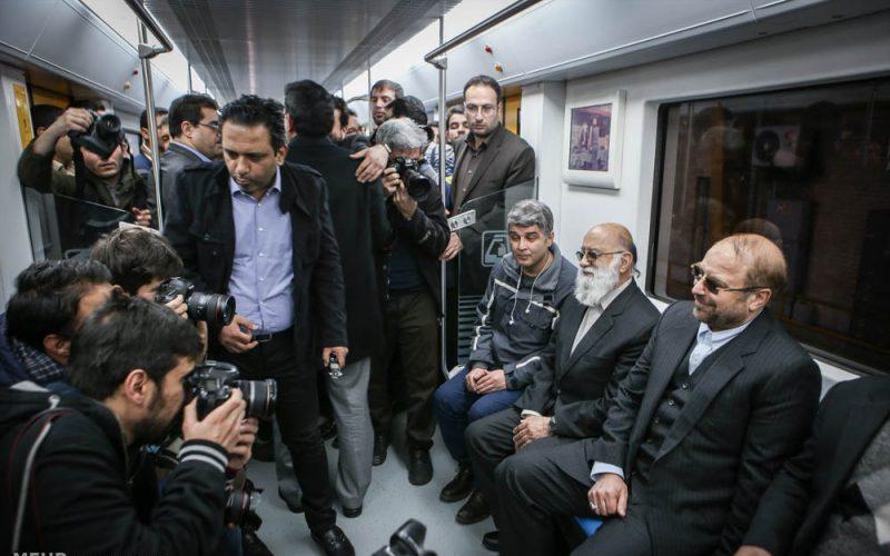 نخستین ایستگاههای خط ۷ مترو افتتاح شد