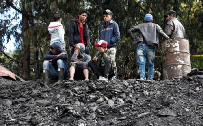انفجار مرگبار معدن در کلمبیا