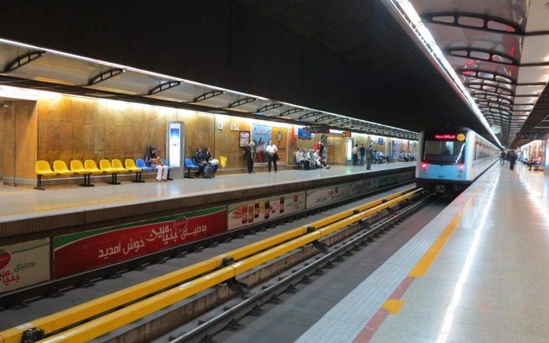 سرویسدهی مجدد خط ۲ مترو از امروز صبح