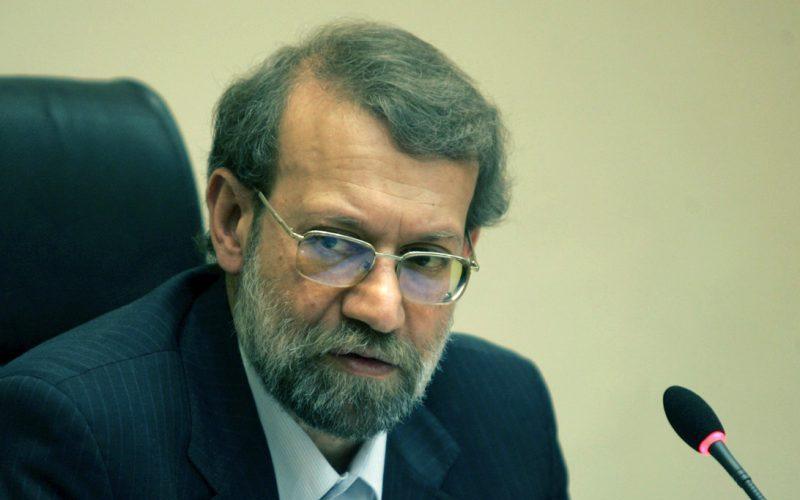 افتتاح باغ کتاب تهران با حضور لاریجانی و قالیباف