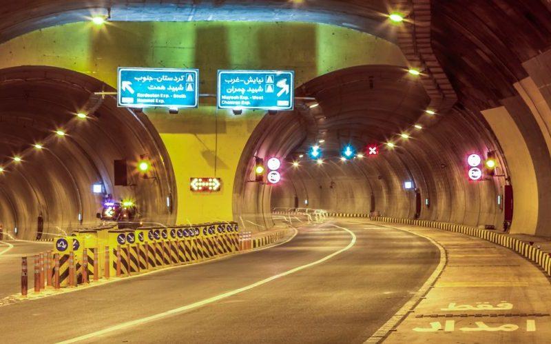 محدودیت در ورودیهای تونل نیایش