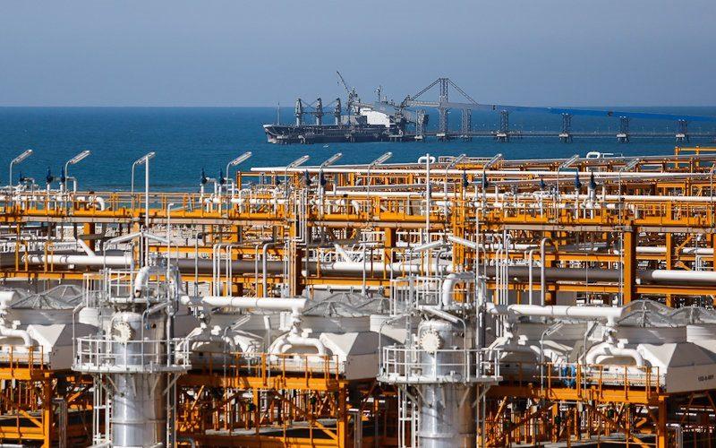 چراغ روشن توسعه در لایههای نفتی پارس جنوبی